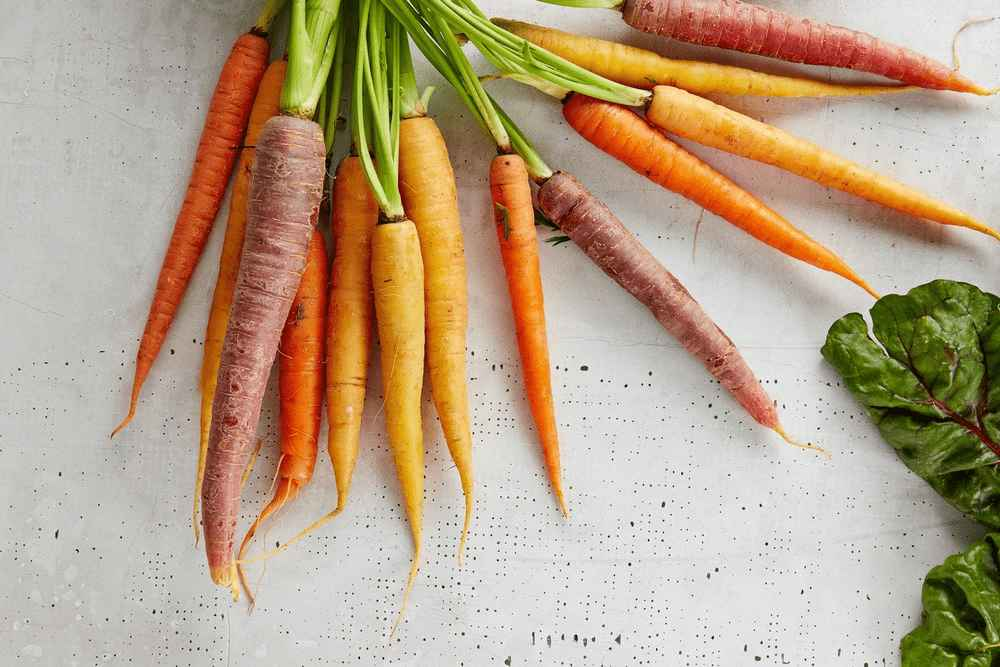 what to grow with carrots