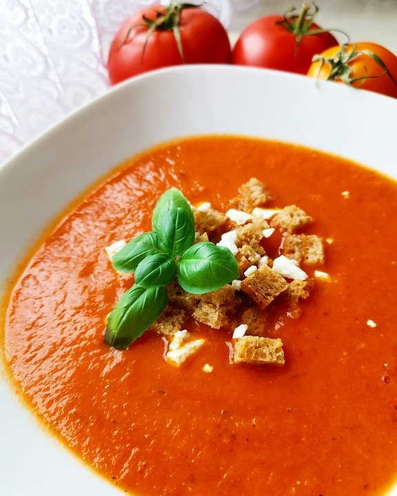Tomato Soup Recipe Without A Blender
