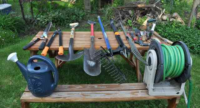 How To Disinfect Gardening Tools
